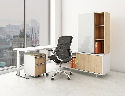 Universal Height-Adjustable Tables | Knoll