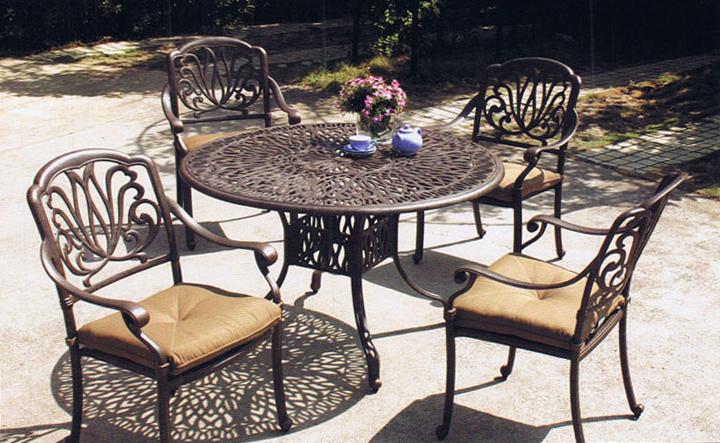 Aluminum Patio Furniture Sets Amusing Aluminum Outdoor Patio Furniture