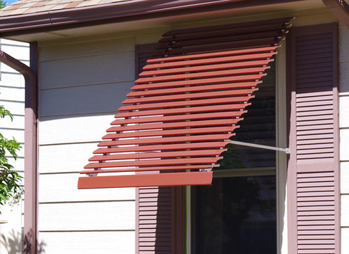 Aluminum Window Awnings | General Awnings