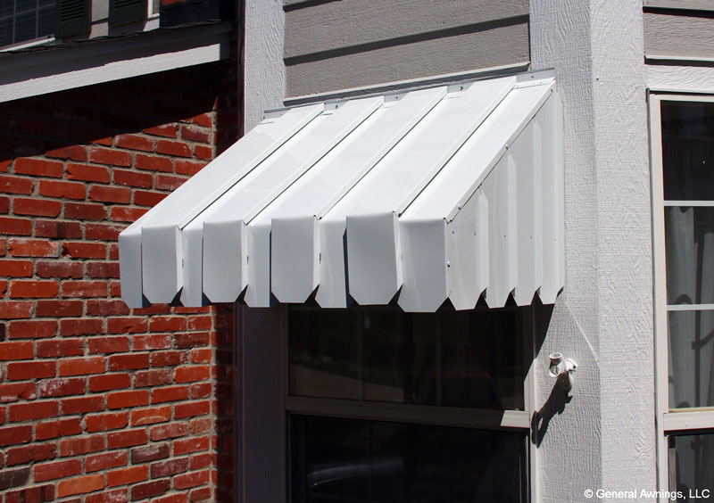 Aluminum window awning can enhance the   beauty of your house