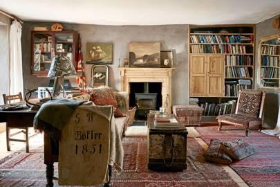 Vintage furniture ideas | House & Garden