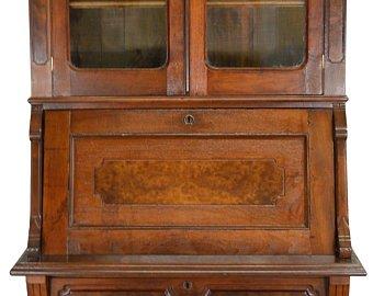 Antique secretary desk | Etsy