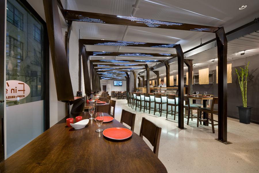 Stylish facet: architecture interior   design