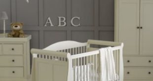 Mothercare Bloomsbury 3-piece Nursery Furniture Set - Ivory