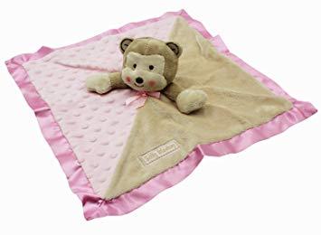 Amazon.com: CC-US Baby Kids Soft Plush Security Blanket Cute Monkey