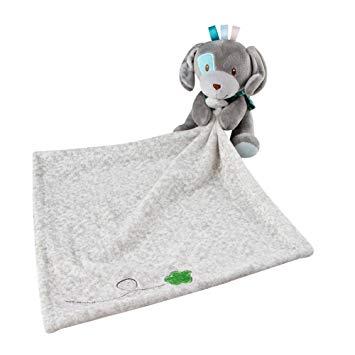 Amazon.com: INCHANT Lovely Security Blanket 30 x 29Cm Stuffed Animal