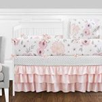 Which baby girl crib bedding sets with   bumper to buy?