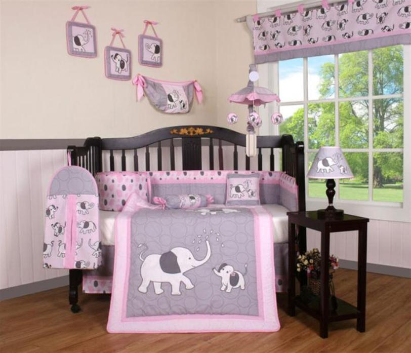 Remarkable Baby Girl Nursery Themes Ideas For Home Designing