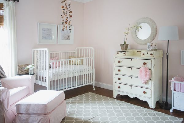 7 Baby Girl Nursery Ideas That Are Sweet Yet Elegant