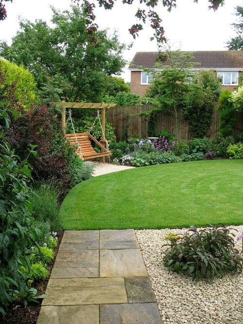 Lovely Backyard garden landscaping design. | Gardening | Backyard