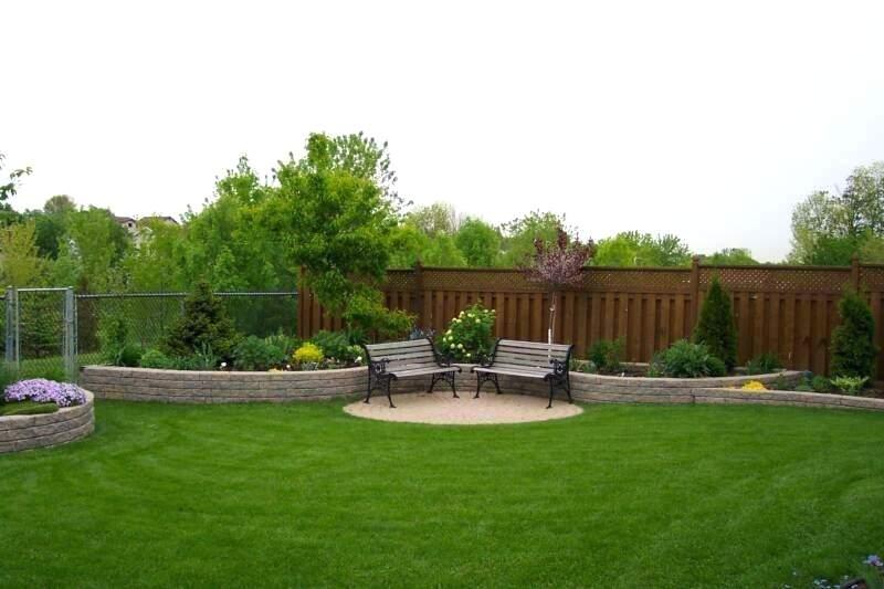 How To Landscape A Backyard On A Budget Brilliant Backyard
