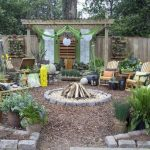 Backyard landscaping ideas on a budget   can transform your space into garden