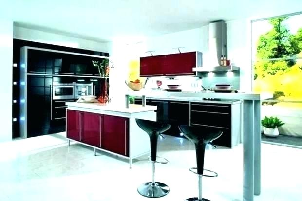Kitchen Bar Counter Design Best Kitchen With Bar Counter Ideas On