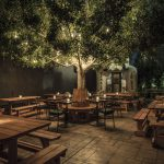 Fulfill the desire to bars with outdoor   patios