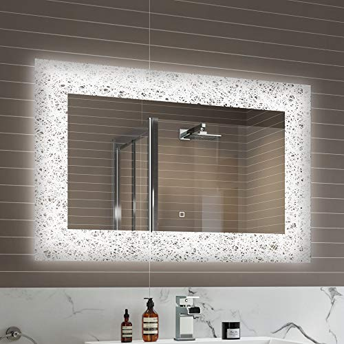 Bathroom Mirror with Lights: Amazon.co.uk