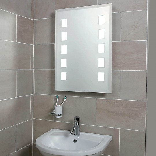 Illuminated Bathroom Mirrors - Bathshack Northern Ireland