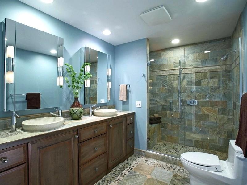 Bathroom Recessed Lighting Blacklabelappco