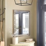 Use bathroom vanity wall mirrors to   decorate your area
