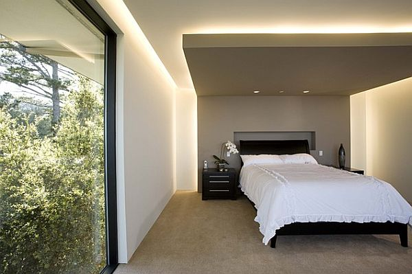 Low ceiling bedroom lighting ideas