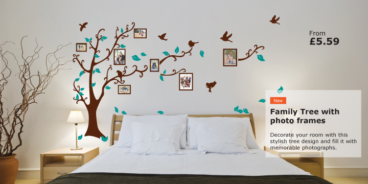 Wall Stickers and Decals, Wall Art Stickers - Stickers Wall