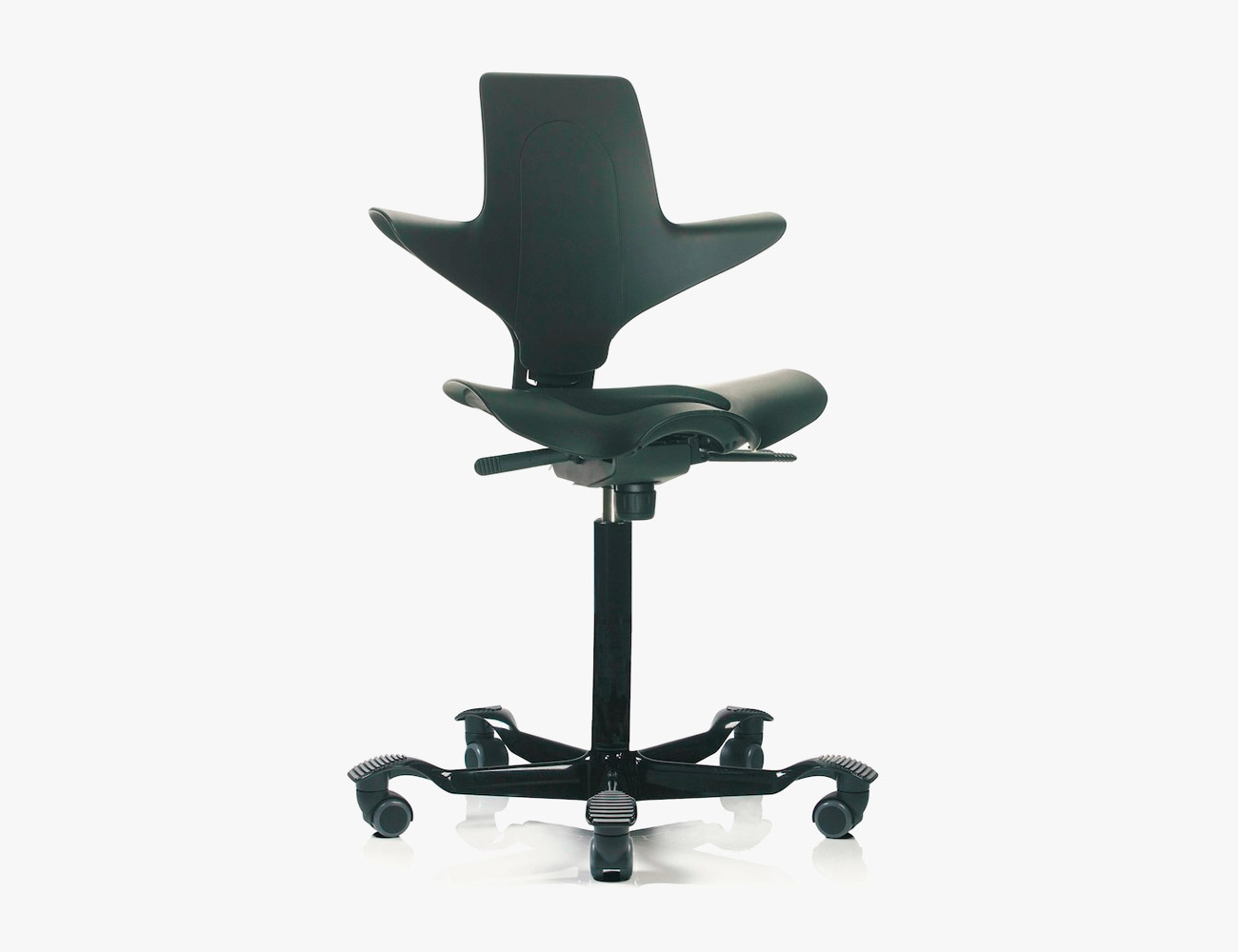 As illogical as it sounds, standing and raising desks do need seats of  their own. Portland-based Fully specializes in supplying only the best  ergonomic