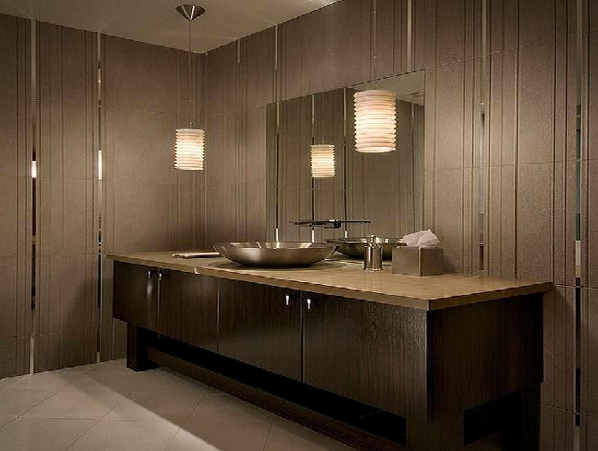 Creative Vanity Lighting For Bathroom Lighting