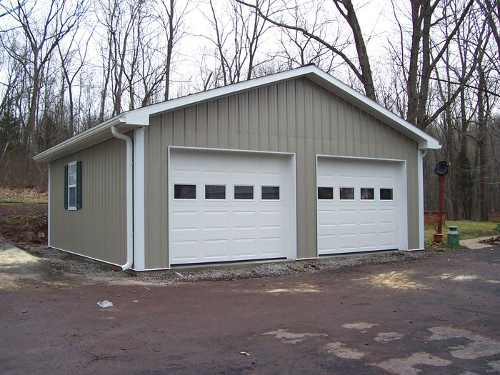 Metal Garages Advancements