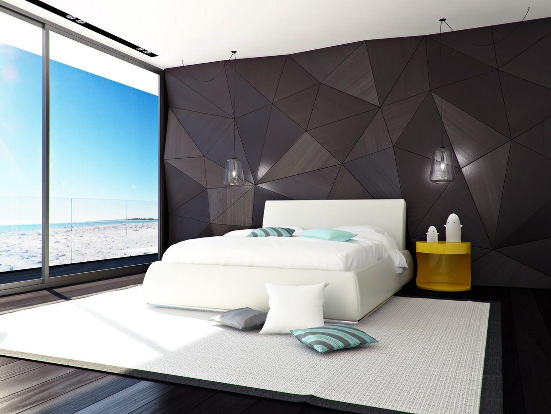 Ultra Modern Bedroom Design with Sea View | My 20 Best Bedroom Design 2015  So Far