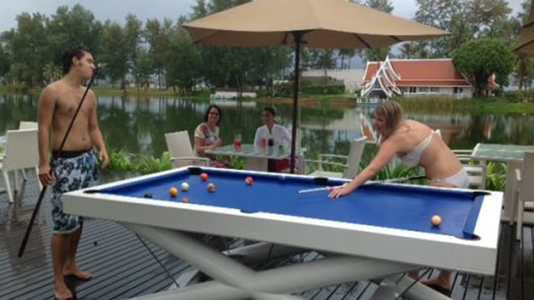 Top 10 Best Outdoor Pool Tables in 2019 - Complete Reviews