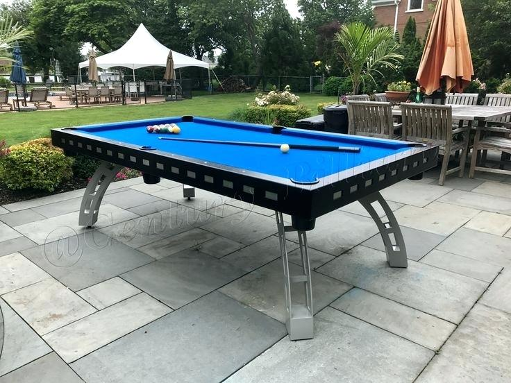 Waterproof Pool Table Best Outdoor Pool Tables Images On Waterproof