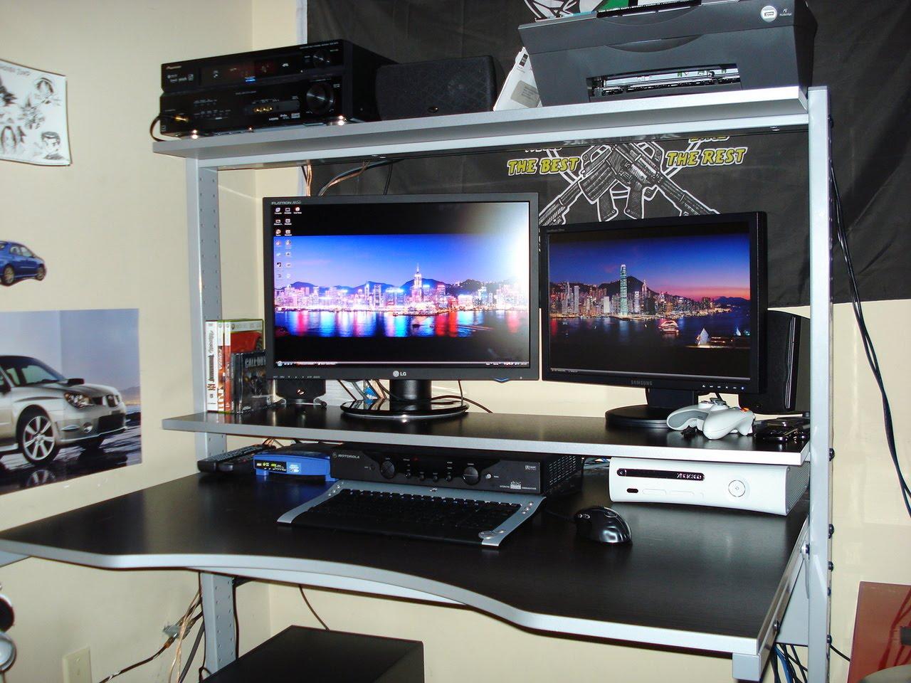 Dxracer Gaming Desk