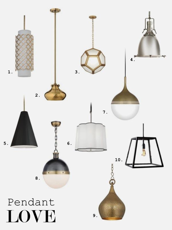 What type of pendant light will look best in your kitchen? A new light can  give it a whole new look!… | Kitchen Inspiration Brought to you by LG  Studio