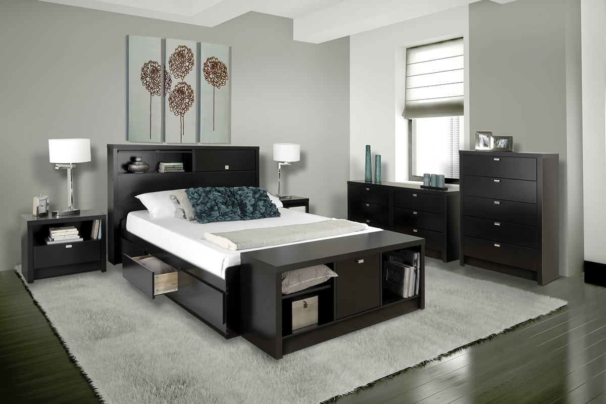 series 9 storage platform bed modern minimalist design style look sleek  affordable value top best most