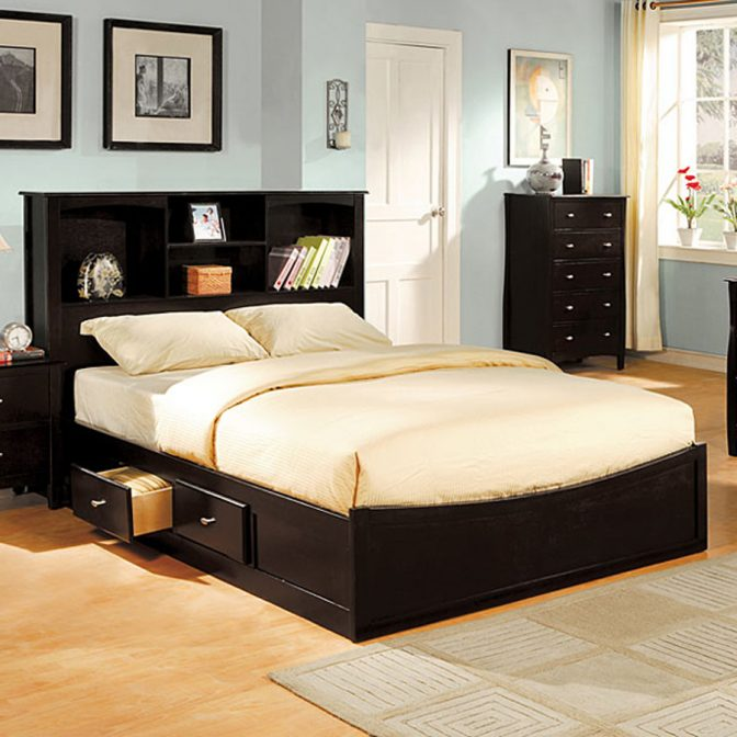 Best King Size Platform Bed With Storage Plans Jason For Sale