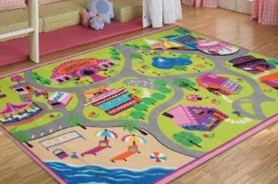 Photo 3 of 7 Best Rugs For Kids #3 Ikea Kids Area Rug - Best Choice For  Your Children