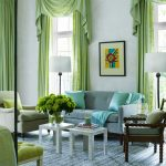 Some best window treatments for living   room ideas