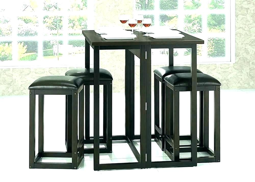 tall bistro dining set indoor table .