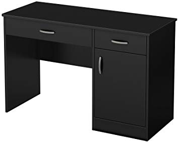Why to choose black desk with drawers on   both sides ?