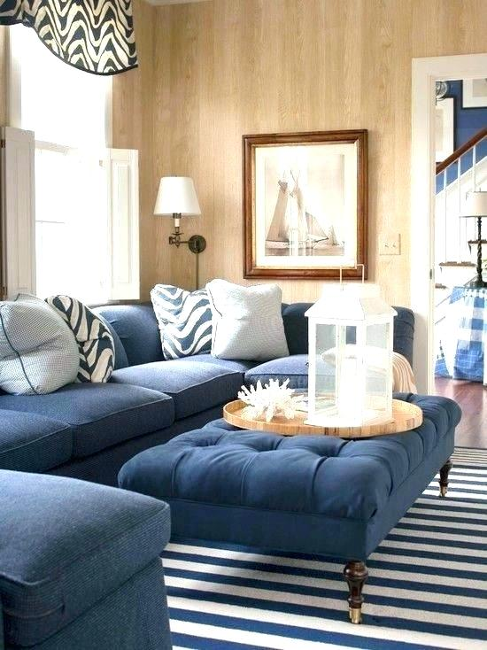 Navy Blue Living Room Ideas Gray And Blue Living Room Image Of Gray