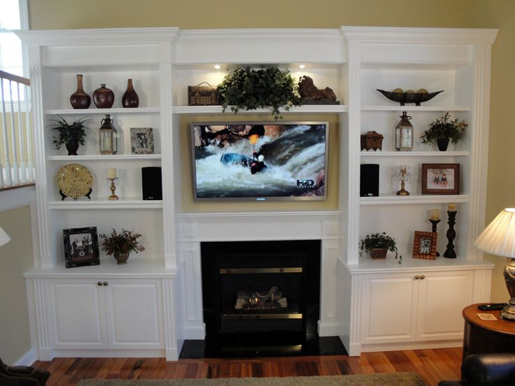 built bookcases around fireplace built in bookshelves around tv shelves  around tv on wall white shelves with tv place and fireplace built in  bookcases