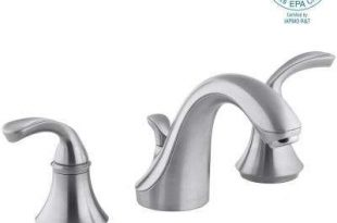 Brushed Chrome - Bathroom Sink Faucets - Bathroom Faucets - The Home