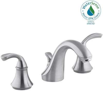 Shine your best brushed chrome bathroom faucet