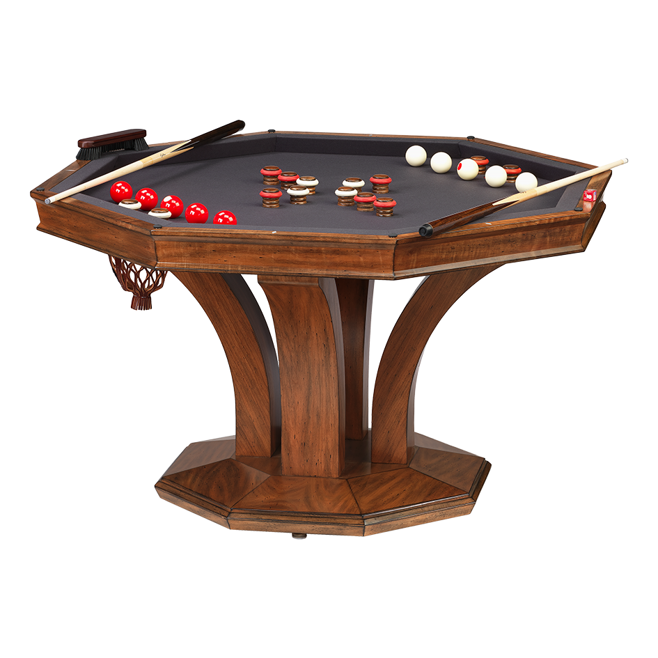 Darafeev Treviso Octagonal Table with Bumper Pool