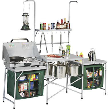 Camping Kitchen