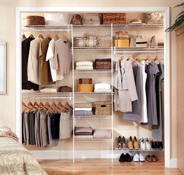 Enchanting Bedroom Closet Ideas With Small Space Awesome small closet  organization systems