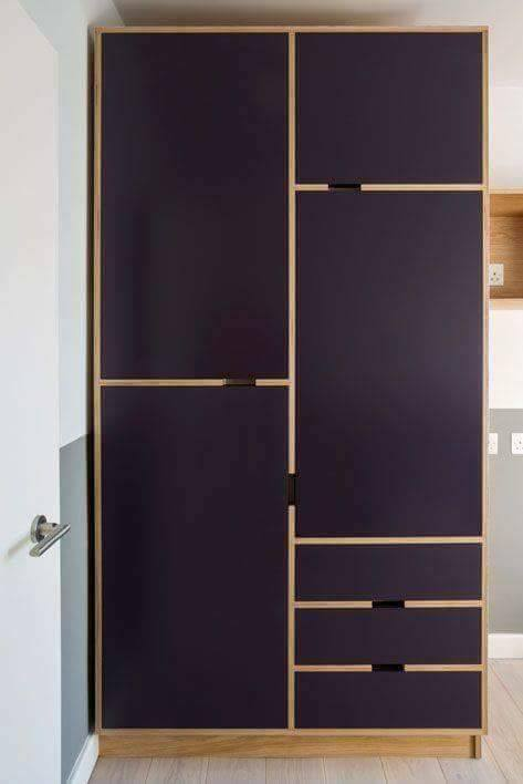 Architecture & Design: Eye Catching Contemporary Bedroom Cupboard Designs