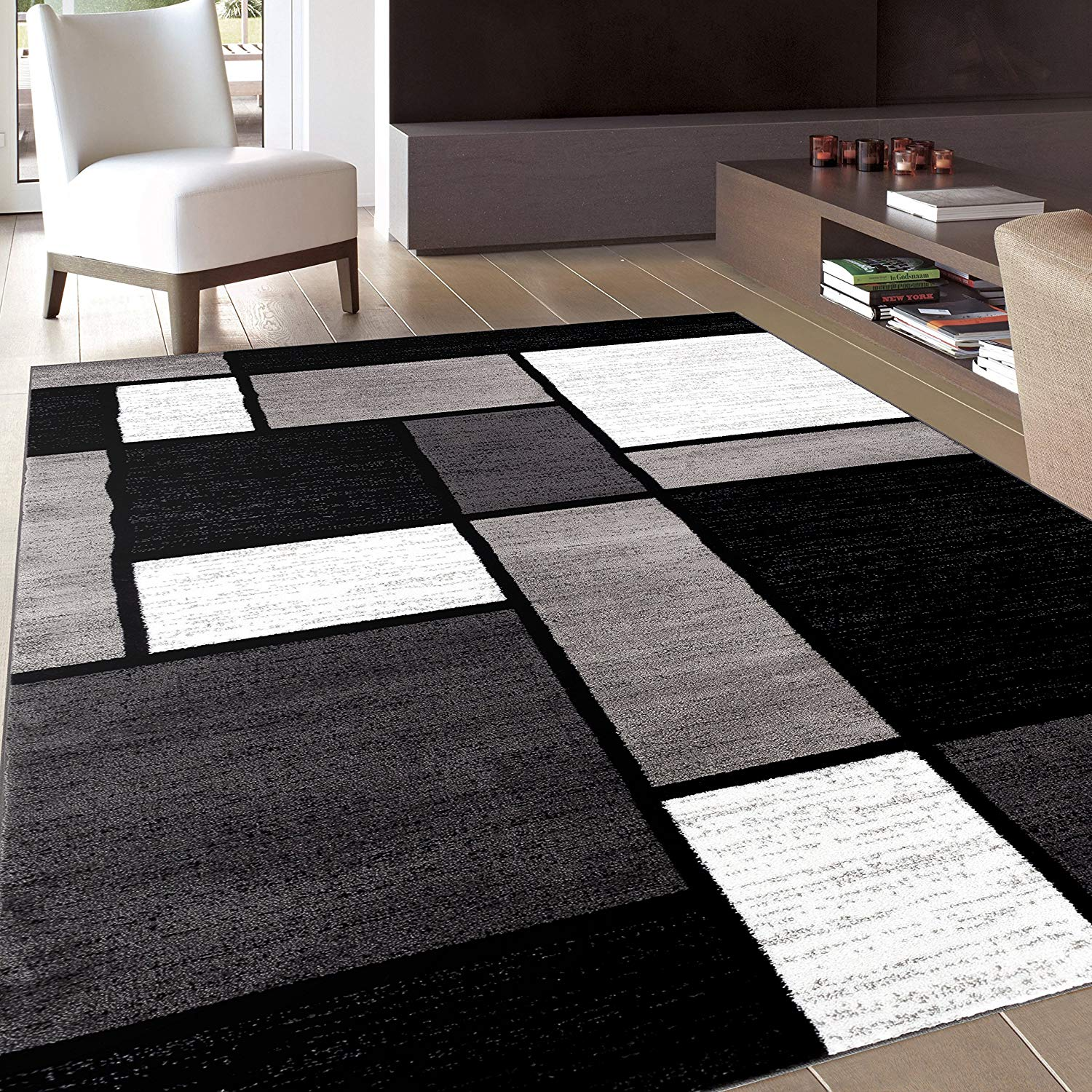 How to buy the best contemporary modern   area rugs