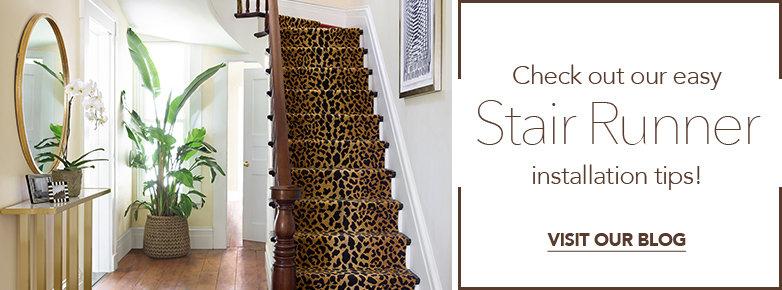 Stair Runners & Stair Rugs by Dash & Albert | Annie Selke