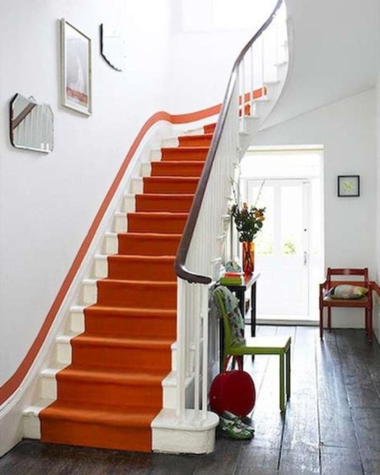 25 Stairs Carpet Runner to Colour Your Home Stair Carpet Designer