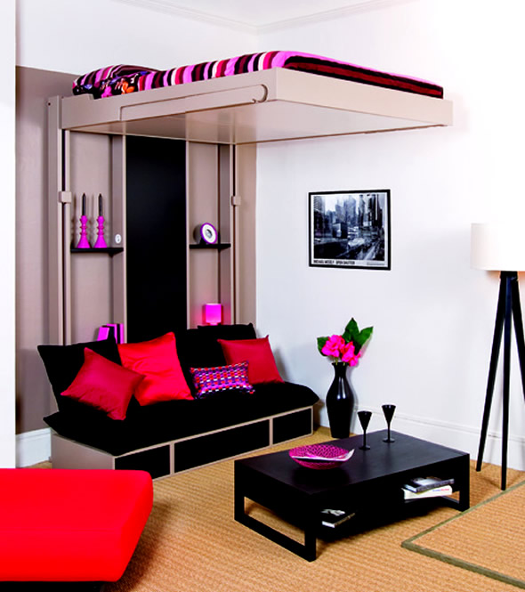 Decorating small rooms ideas, amazing bedrooms for teenage girls